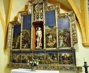 capilla santa ana